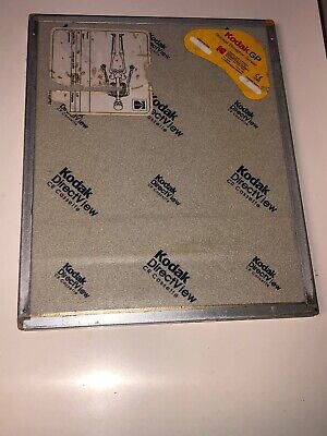 Kodak Directview Cr Cassette Gp Storage Flexible Phosphor Screen Sp13624x30