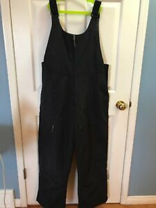 Women's size extra large bib snowpants