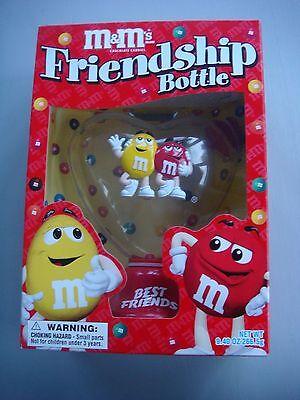 M&M Candy Dispenser Friendship Bottle