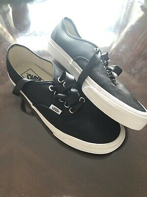 Women's Vans Size 6.5 Uk, Brand New