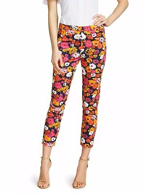 Darlin Daisy (NWT Draper James Darlin' Daisy Knoxville Pant Size 8 Pink Floral Pattern)
