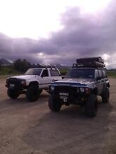 nissan gq patrols x 2 swap for a gu or mazda rotary Murwillumbah Tweed Heads Area Preview