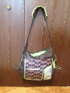 JJ Cole collection diaper bag