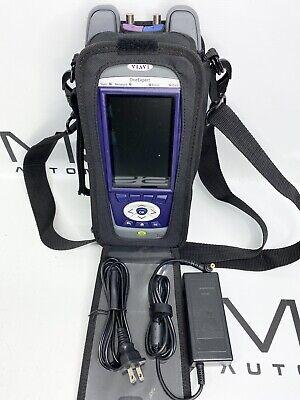 Viavi Jdsu One Expert Onx-620 Catv Docsis 3.1 Cable Tester Meter 1 Gig 1g Fiber