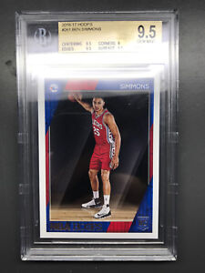 BEN SIMMONS ROTY! ROOKIE CARD