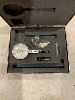 Mitutoyo .0005 Inch Dial Indicator No 513-202 With A Holder