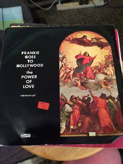 """Frankie Goes To Hollywood - Power of Love - 7"""" Single"""