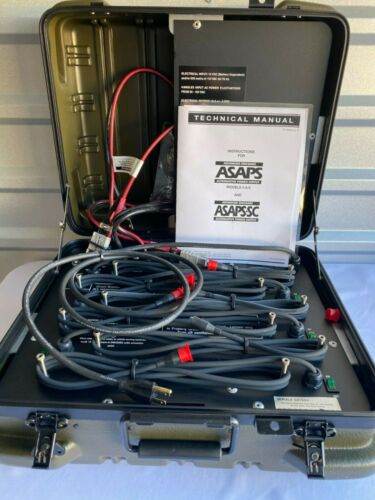 ASAPS-SC PulseTech ASAPS Advanced Specialty Power Supply w/ Case SINCGARS