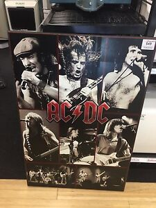 AC/DC Hardboard Poster H93278 Midland Swan Area Preview
