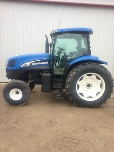 Ts125a New Holland.