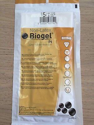 Molnlycke 40855 5 12 Pf Non-latex Biogel Pi Surgical Gloves Pk Of 8 X