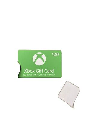 $20 XBOX $20 USD Gift Card - XBOX ONE and 360