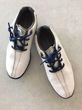 FootJoy Junior Golf Shoes Size 2 Clear Island Waters Gold Coast City Preview