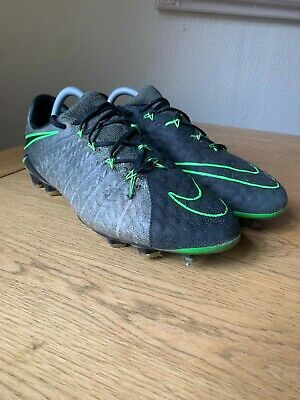 Nike Hypervenom Phantom Elite III Tech Craft UK9 Rare Football Boots
