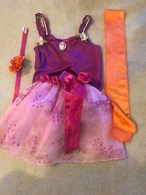Fancy Nancy Costume Girls Halloween Girls Dress Up 4/6x 4t 5t 6t](5t Girl Halloween Costume)