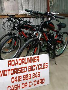 motorised bike in Melbourne Region, VIC   Bicycles   Gumtree