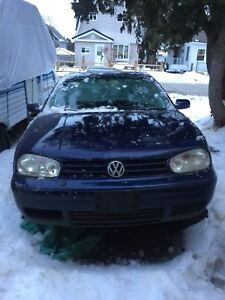 2004 Volkswagen Golf 2.0 5 speed