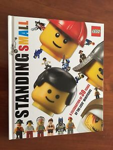 AS NEW - Standing Small - A celebration of the LEGO Minifigure Parkinson Brisbane South West Preview