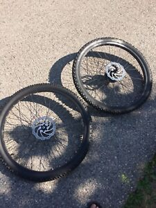 Joy tech top of line used rims 26""