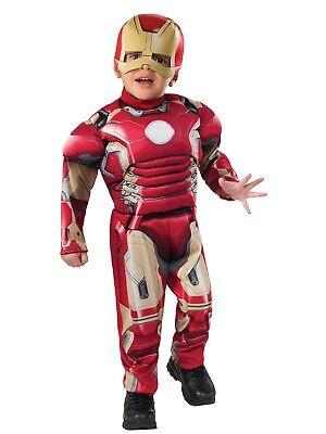 Ironman Costume Toddler (New Avengers Iron Man Toddler Costume)