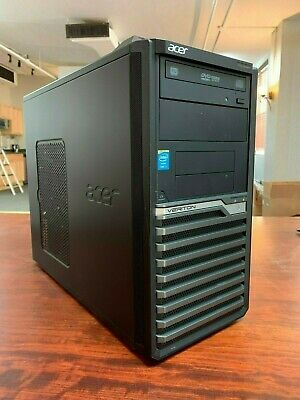 ACER VERITON M4630G | I7-4770 3.40GHZ | 512GB SSD + 1TB | 8GB | GT630 2GB W10