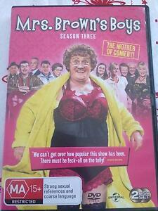 Mrs browns boys - season 3 Craigieburn Hume Area Preview