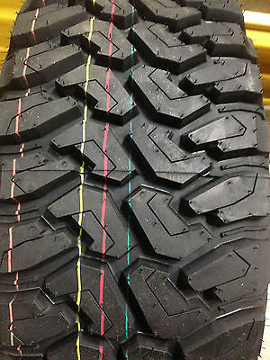 Owner 4 NEW 33x12.50R20 Centennial Dirt Commander M/T 12 PLY Mud Tires 33 12.50 20 R20