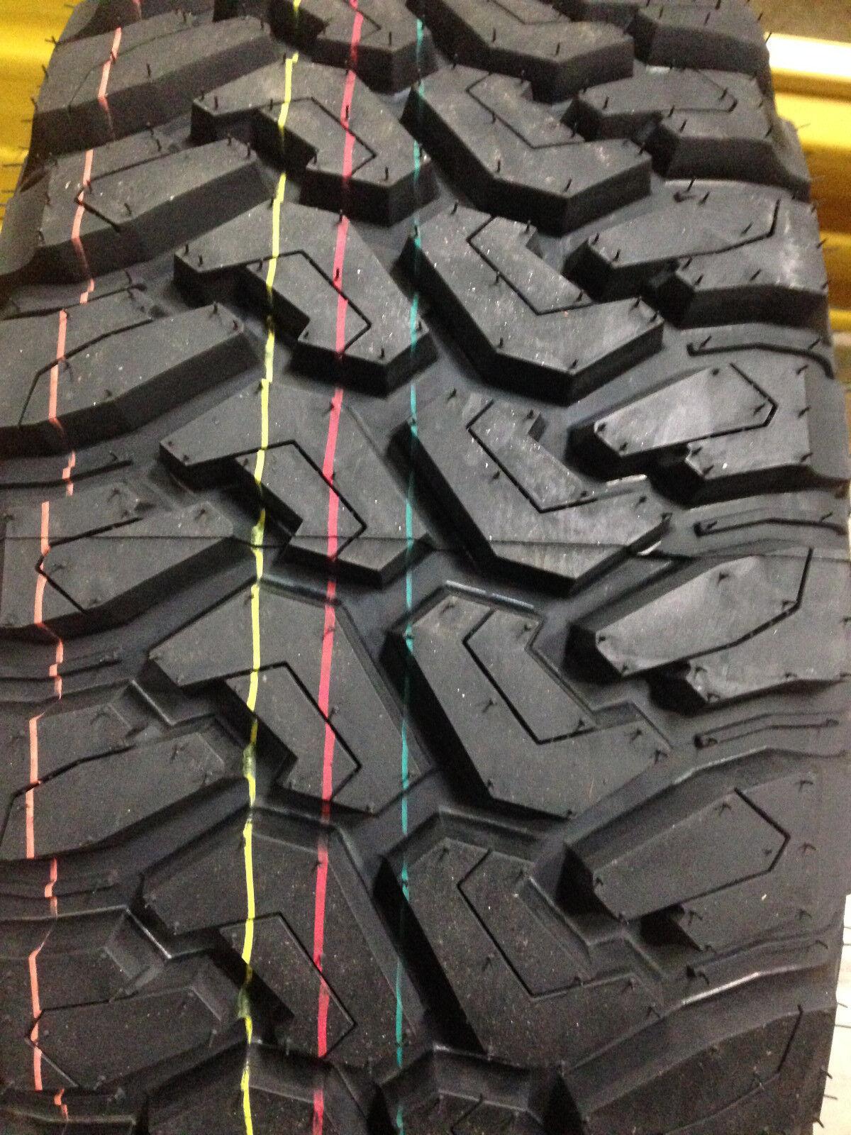 Owner 4 NEW 265/70R17 Centennial Dirt Commander M/T Mud Tires MT 265 70 17 R17 2657017