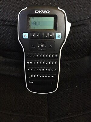 Dymo Label Maker Labelmanager 160 Portable Label Maker Easy-to-use One-touch