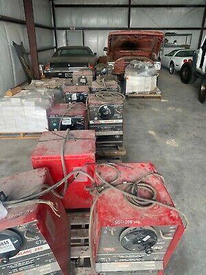 Lincoln Electric Idealarc 250 Welder Welding Machine
