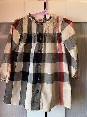 Burberry Vintage Girls Dress