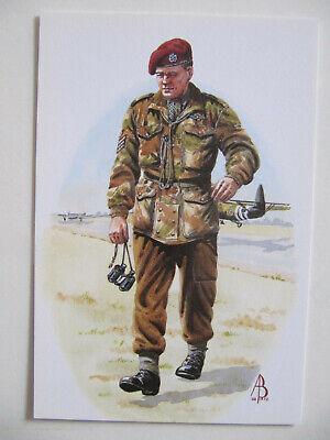 Glider Pilot Regiment - Alix Baker Military Postcard (AB31/3) segunda mano  Embacar hacia Argentina