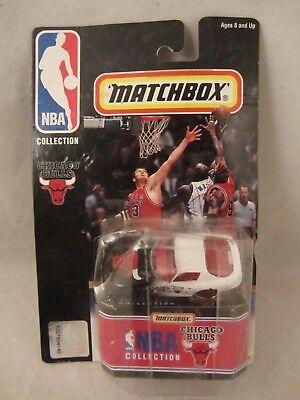 Matchbox , NBA Collection  - Chicago Bulls Viper  NOC 1:64   (318MH)  36115