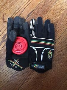 Sector 9 long boarding gloves L/XL