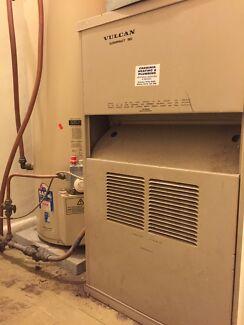 vulcan gas heaters instruction manual
