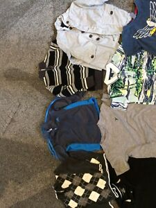 Boys size 5/6 jackets and tops