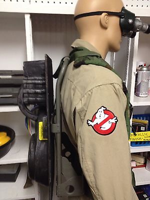 GHOSTBUSTERS FULL COSTUME, PROTON PACK BACKPACK, Ecto Goggles Ghost Trap cosplay - Proton Pack Backpack