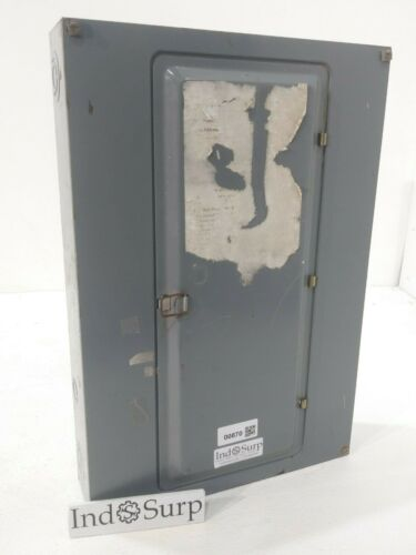 Square D Panelboard with 100 Amps Main & Breakers