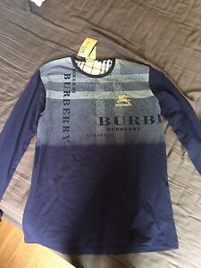 Selling a male Burberry shirt