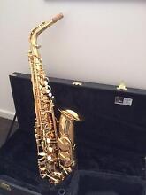 Temby Alto Saxophone 24K Gold Lacquer Doreen Nillumbik Area Preview