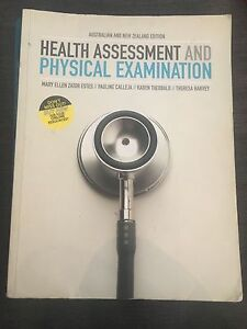 Heath assessment and physical examination Zetland Inner Sydney Preview