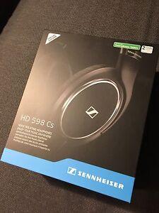 Sennheiser HD 598 Cs Closed Back Headphone West Island Greater Montréal image 1