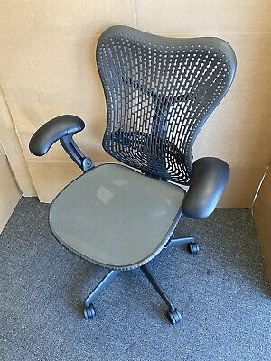 Classic Herman Miller Mirra Fully Loaded Office Chair Free Postage