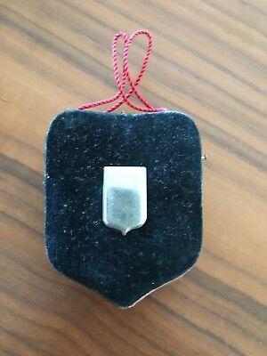 Nadelkissen Nähutensilien Sewing Pincushion Shield