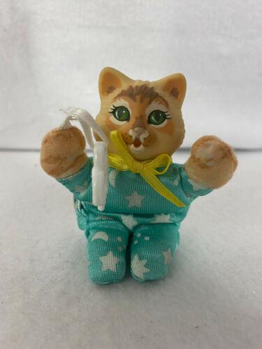 Vtg Hasbro Tiny Kitty Sleep N Surprise 1992 Gender Reveal It