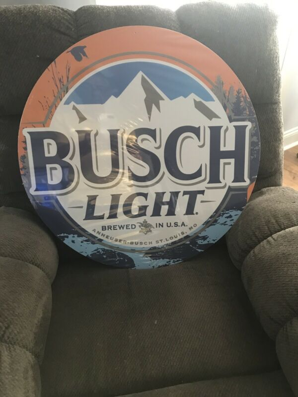 Busch Light Sign