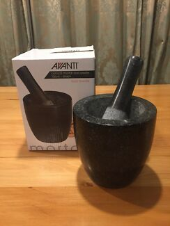 Avanti Granite Mortar & Pestle