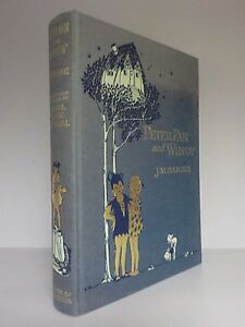 J.M. Barrie (ill. Mabel Lucie Attwell) - Peter Pan And Wendy - Facsimile(ID:594)