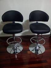 New leather bar stools x2 Wollongong 2500 Wollongong Area Preview