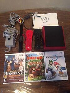 Wii mini  $90 OBO